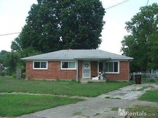 2701 Melvin Ct, Louisville, KY 40216