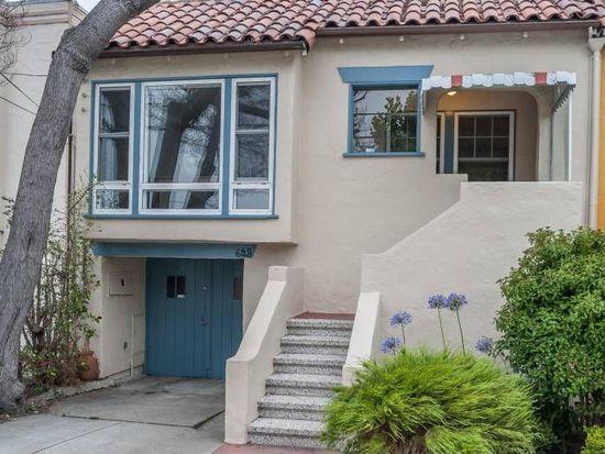 628 Easton Ave, San Bruno, CA 94066