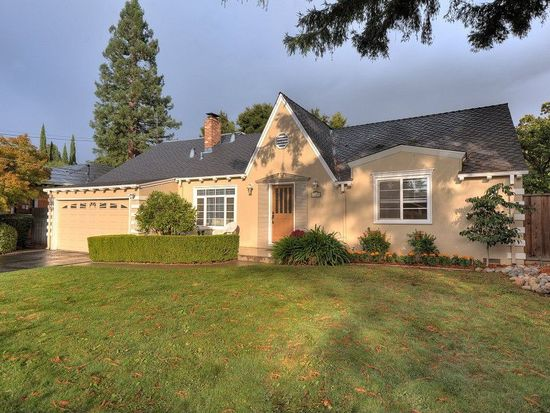 1643 Austin Ave, Los Altos, CA 94024