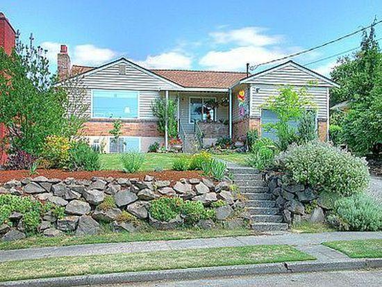 9822 61st Ave S, Seattle, WA 98118