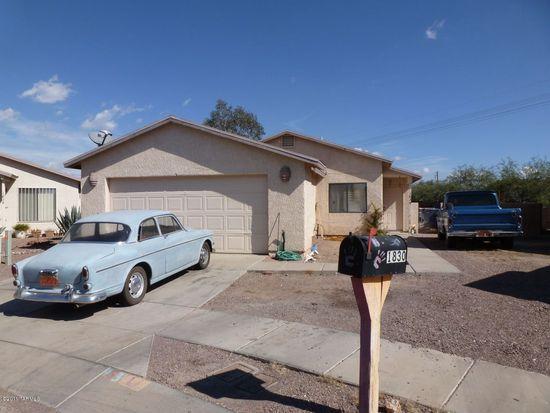 1830 N Silver Mountain Pl, Tucson, AZ 85745