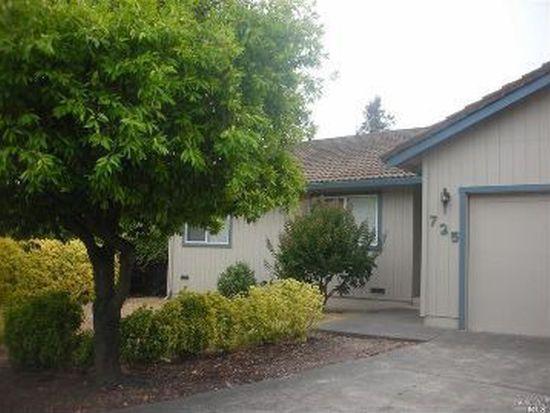 725 Verano Ave, Sonoma, CA 95476