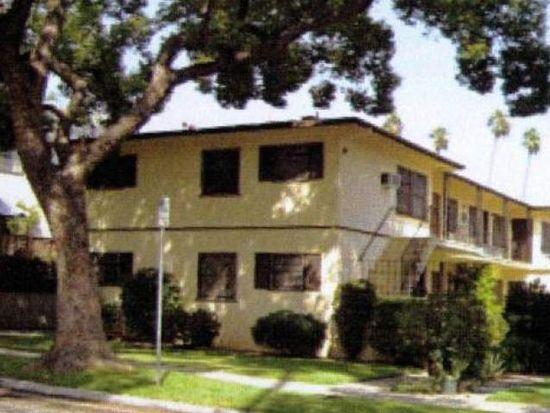 160 N Sierra Bonita Ave APT 6, Pasadena, CA 91106