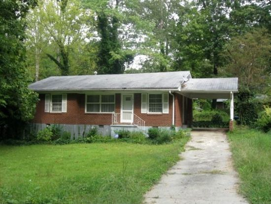 1822 Dodson Dr SW, Atlanta, GA 30311