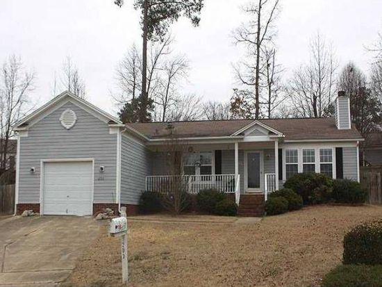 1203 Dunn Ridge Ln, Apex, NC 27502