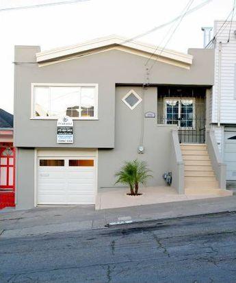 273 Lowell St, San Francisco, CA 94112