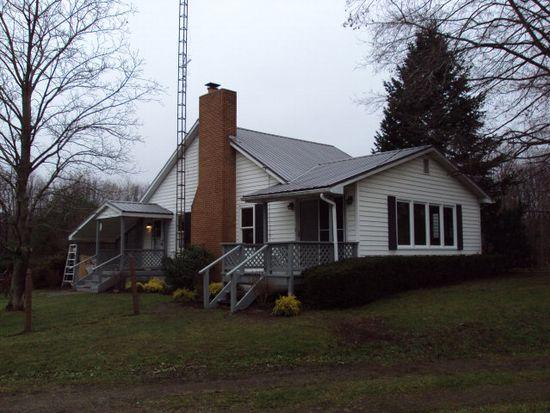 3746 Williamsfield Rd, Jamestown, PA 16134