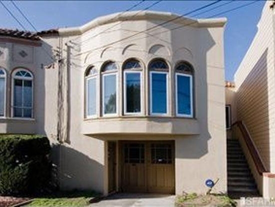 2463 16th Ave, San Francisco, CA 94116