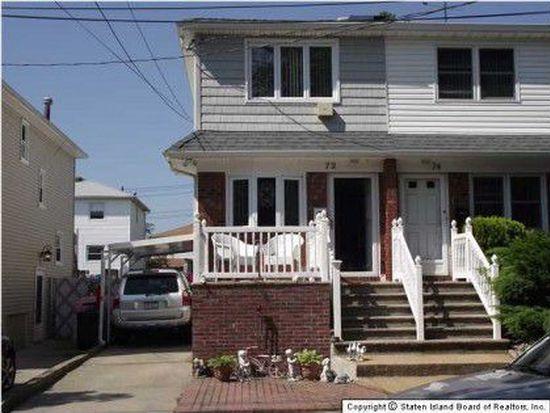 72 Robinson Ave, Staten Island, NY 10312