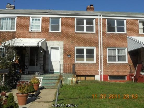 4104 Townsend Ave, Baltimore, MD 21225
