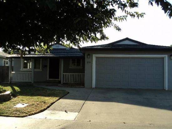 216 Schuerle St, Woodland, CA 95695