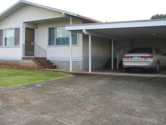 1553 Glen Ave, Wahiawa, HI 96786