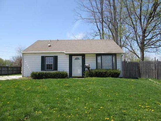 3408 Donald Ave, Indianapolis, IN 46224