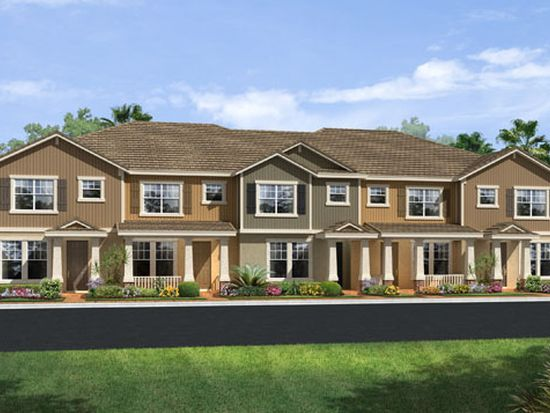 Cascavel - Lake Burden at the Lakes of Windermere Townhomes by K. Hovnanian Homes