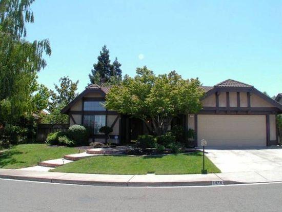 1476 Hull Ln, Martinez, CA 94553