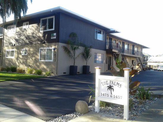 1457 Santa Clara St, Santa Clara, CA 95050