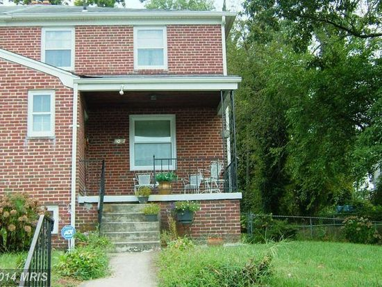 4031 Duvall Ave, Baltimore, MD 21216