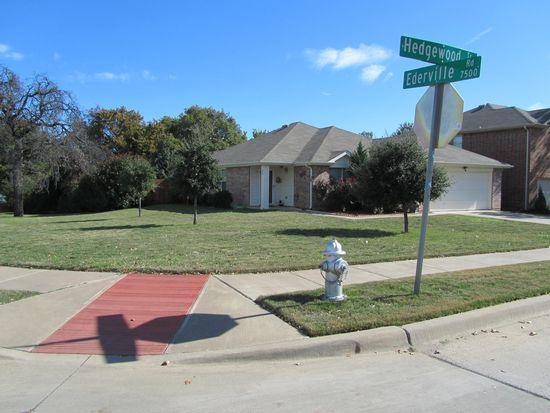 1451 Hedgewood Trl, Fort Worth, TX 76112