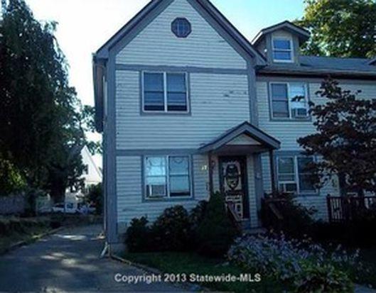 37 Waldo St, Pawtucket, RI 02860