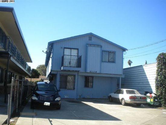 6109 Foothill Blvd, Oakland, CA 94605