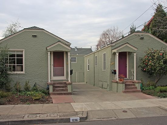 1234 Fvelyn St, Berkeley, CA 94706