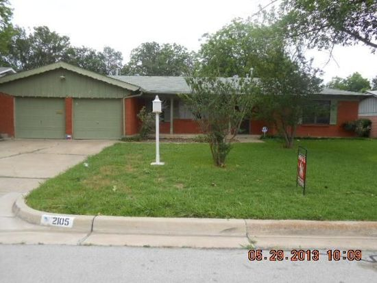 2105 Downey Dr, Fort Worth, TX 76112