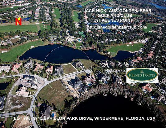 9715 Carillon Park Dr, Windermere, FL 34786