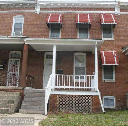 3633 Old York Rd, Baltimore, MD 21218