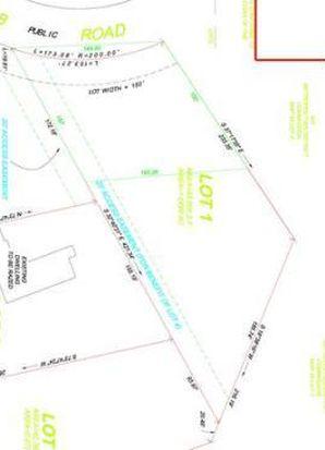 7 Whitcomb Rd, Dedham, MA 02026