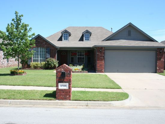 1709 W 119th St S, Jenks, OK 74037