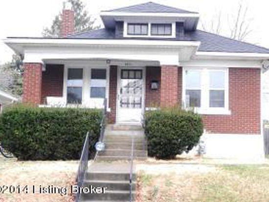 1611 Stevens Ave, Louisville, KY 40205