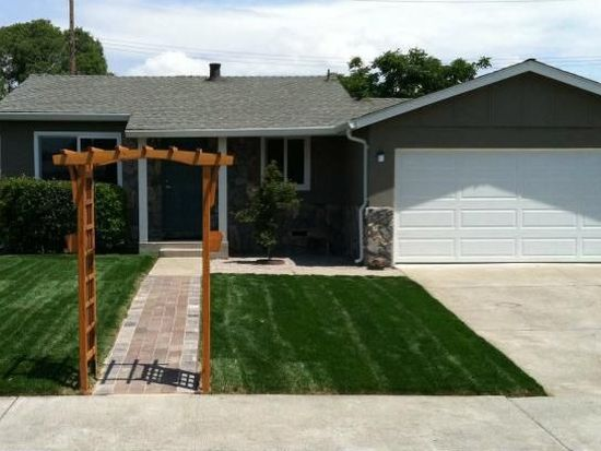 2527 Marchese Way, Santa Clara, CA 95051