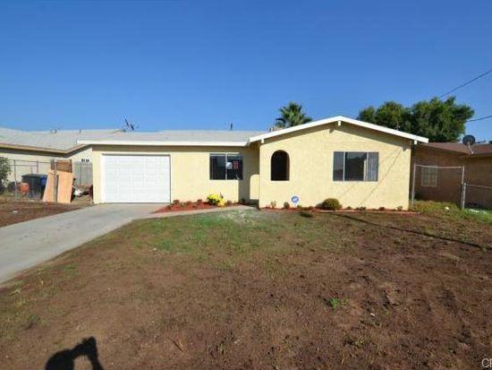 2711 Duffy St, San Bernardino, CA 92407