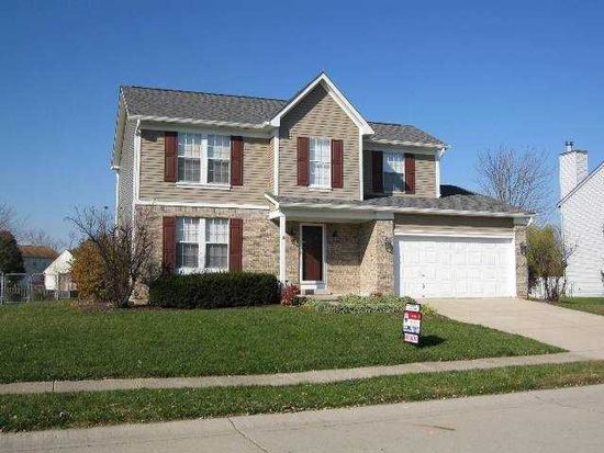 7324 Crickwood Pl, Indianapolis, IN 46268