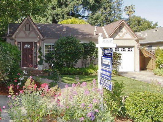 105 Laurel Ave, Menlo Park, CA 94025
