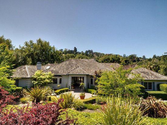 12385 Parker Ranch Rd, Saratoga, CA 95070