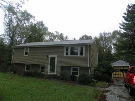 376 Hayward St, Bridgewater, MA 02324