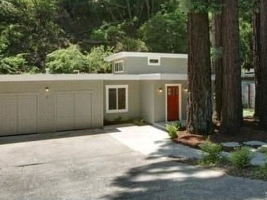 5 Barrie Way, Mill Valley, CA 94941