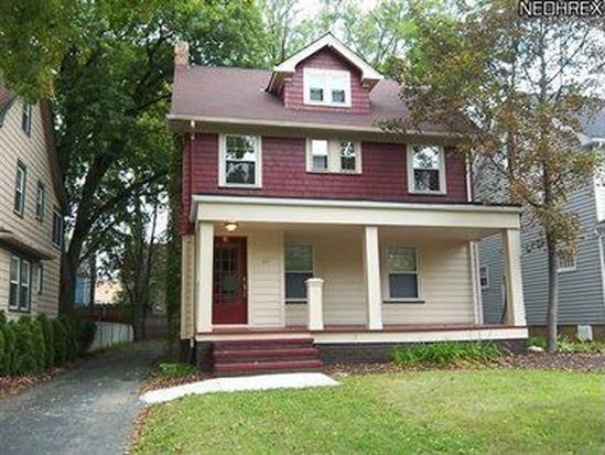 3381 Silsby Rd, Cleveland Heights, OH 44118