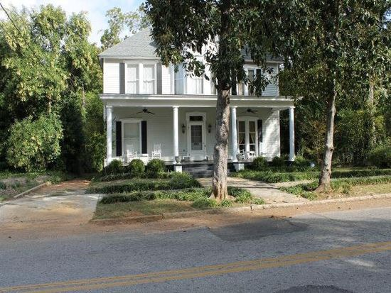 213 W College St, Americus, GA 31709