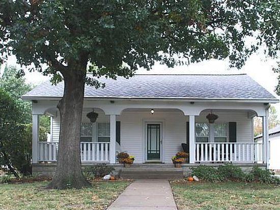 1236 S Jamestown Ave, Tulsa, OK 74112