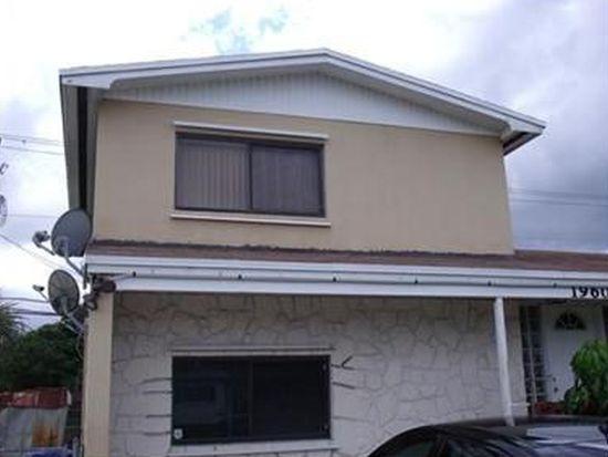 19600 NW 12th Ave, Miami, FL 33169