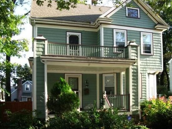 17 Garth Rd, Boston, MA 02132