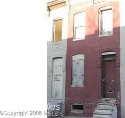 1518 N Durham St, Baltimore, MD 21213