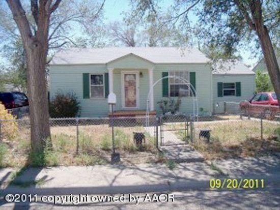3806 NE 22nd Ave, Amarillo, TX 79107