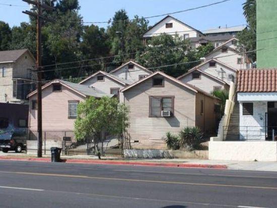 1306 1/2 W Sunset Blvd, Los Angeles, CA 90026