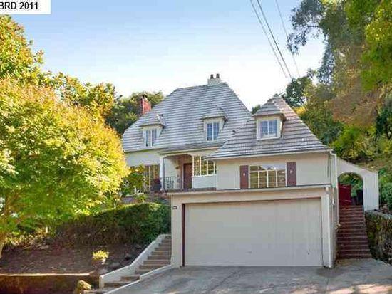 1617 Fernwood Dr, Oakland, CA 94611