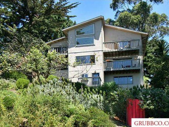 45 Villanova Ln, Oakland, CA 94611