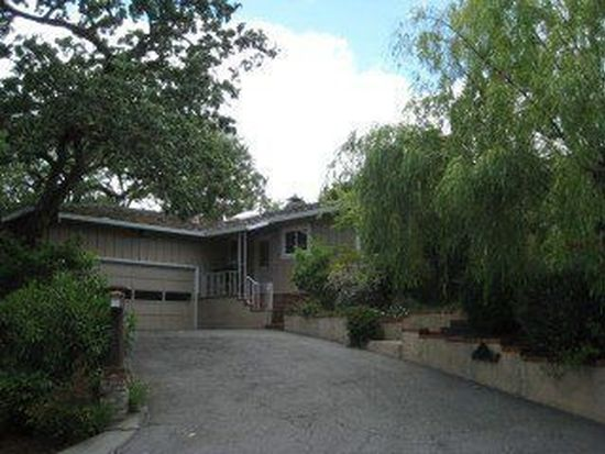 166 Crescent Ave, Portola Valley, CA 94028