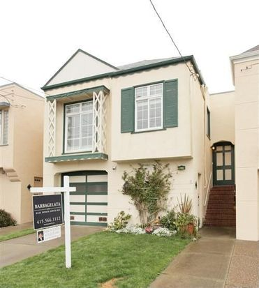1862 39th Ave, San Francisco, CA 94122